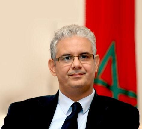 الأمين العام الدكتور نزار بركة
