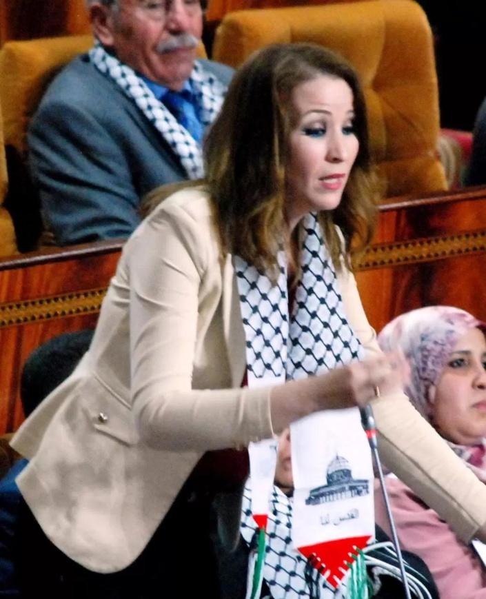 الفريق الاستقلالي في جلسة الأسئلة الشفوية بمجلس النواب