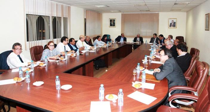 بلاغ اجتماع اللجنة التنفيذية لحزب الاستقلال 24/10/2017