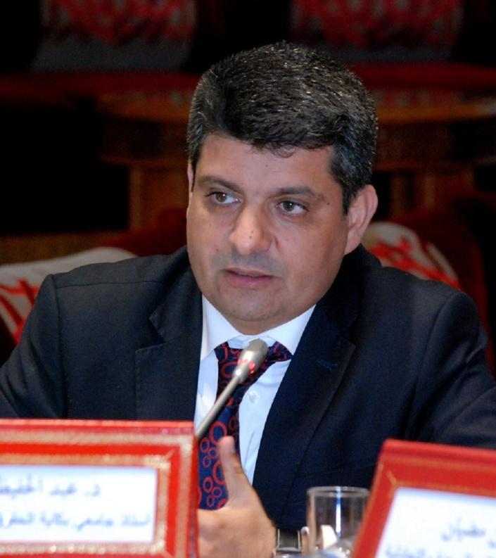 الأستاذ عبد الحفيظ أدمينو يشرح مضامين الخطاب الملكي في افتتاح الدورة الخريفية للبرلمان