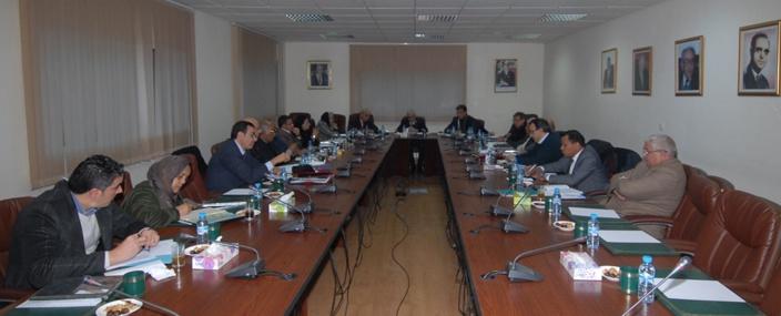 05/01/2018 بلاغ  اجتماع اللجنة التنفيذية لحزب الاستقلال