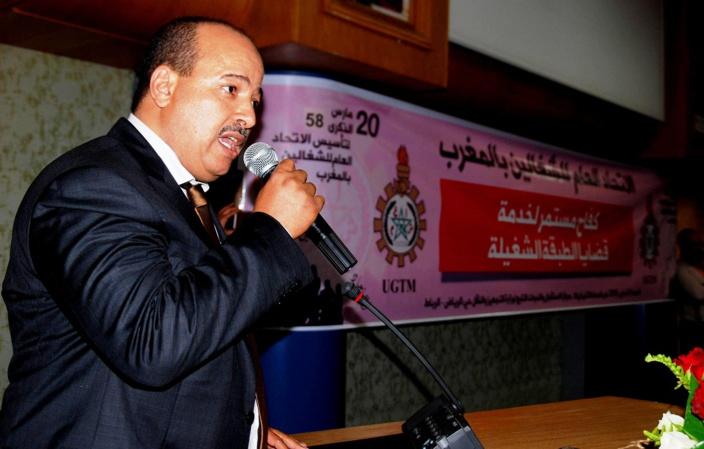 في كلمة الأخ النعم ميارة بمناسبة الذكرى 58 لتأسيس الاتحاد العام للشغالين بالمغرب