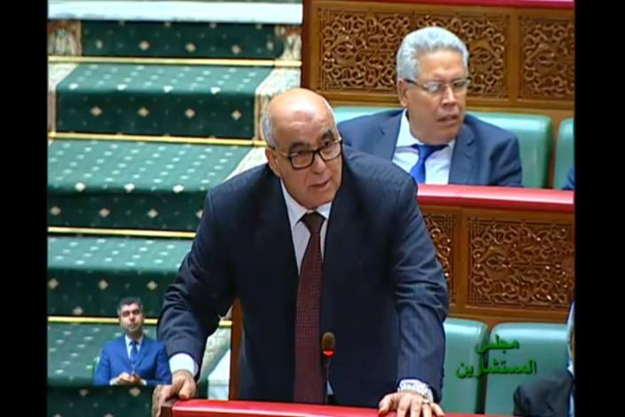 الأخ عبد السلام اللبار : النقل قطاع داعم لتنافسية الاقتصاد الوطني ولجاذبية الاستثمار الخارجي