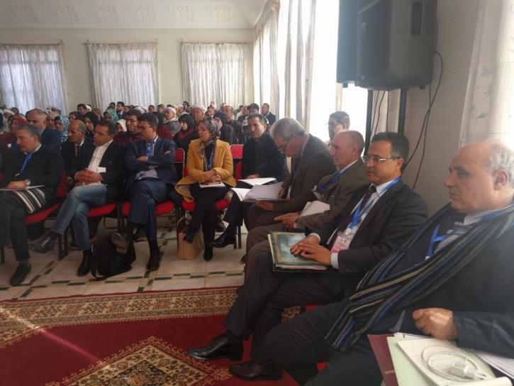 الأخ نزار بركة : النموذج التنموي الجديد يجب أن يضع ضمن أولوياته النهوض بالأوضاع الاقتصادية والاجتماعية لأقاليم الشريط الحدودي