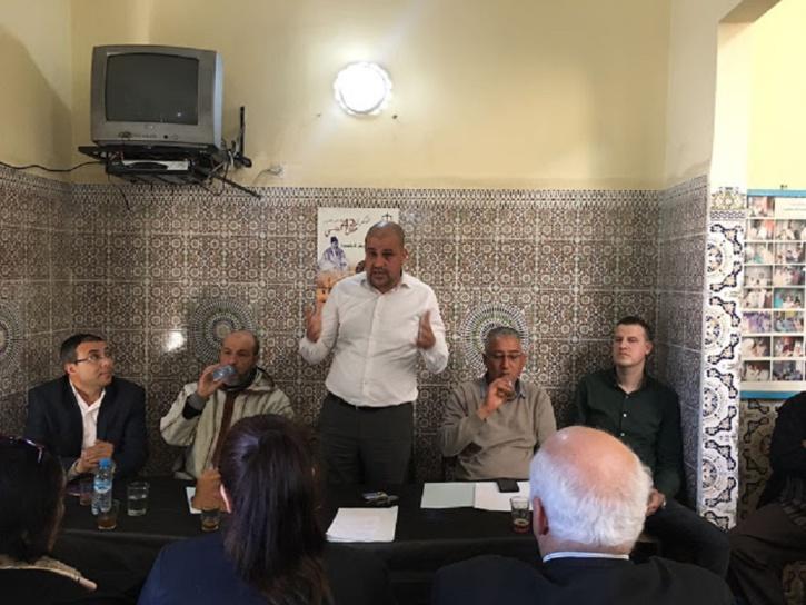 الأخ فؤاد قديري يترأس المجلس الإقليمي لحزب الاستقلال بسطات