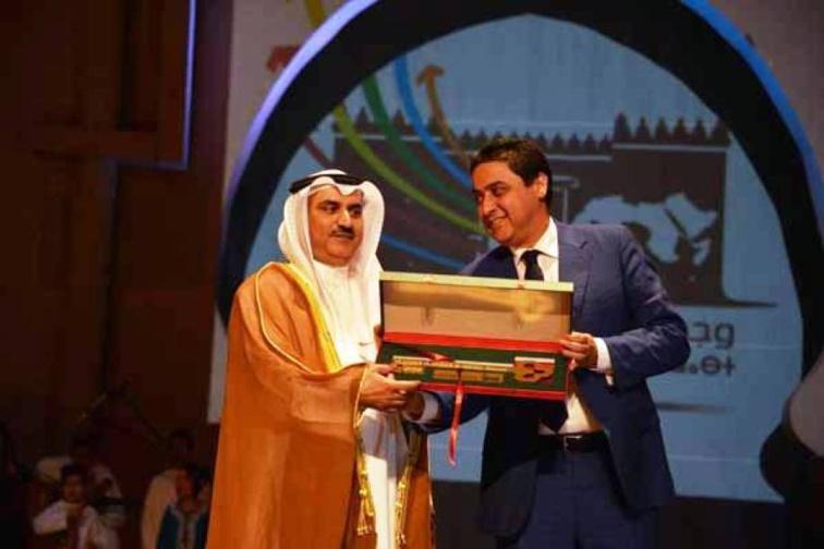 في الافتتاح الرسمي لفعاليات وجدة عاصمة الثقافة العربية لسنة 2018