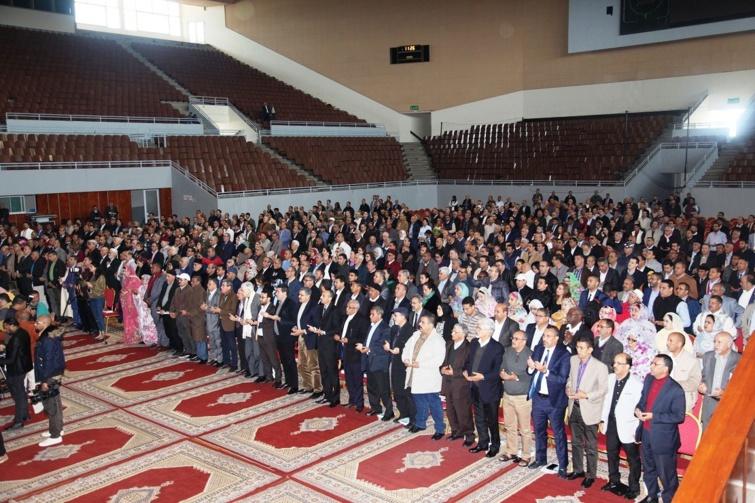 العرض السياسي للأمين العام لحزب الاستقلال خلال أشغال المجلس الوطني في دورة أبريل