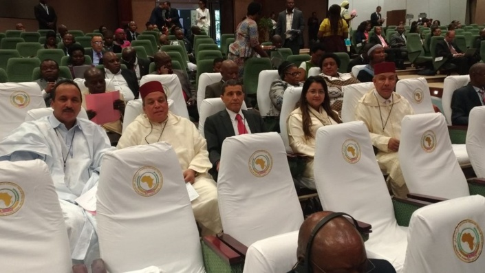 برلمانيون مغاربة يشاركون رسميا في أشغال اجتماع المجموعة الجهوية لشمال إفريقيا ببرلمان عموم إفريقيا