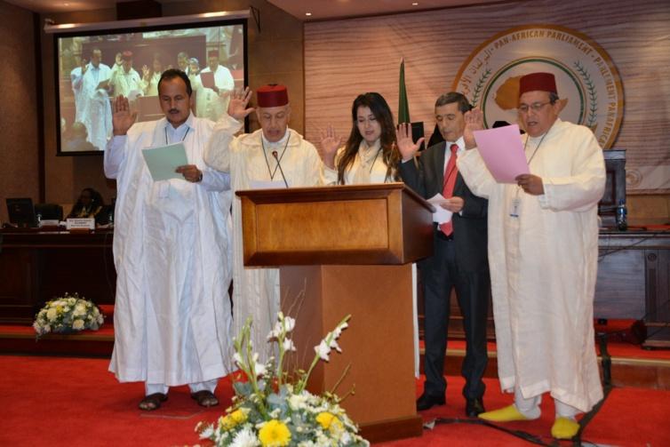 في تصريح للأخ عبداللطيف أبدوح عضو برلمان عموم إفريقيا