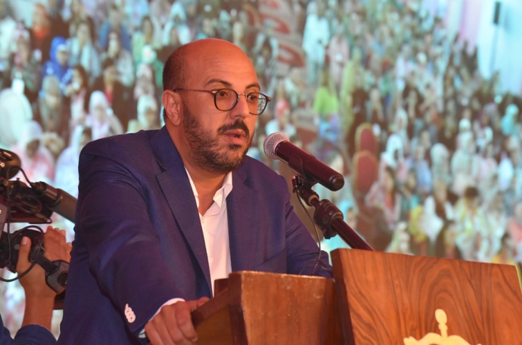 كلمة الأخ سيدي محمد ولد الرشيد بالجلسة الافتتاحية للمؤتمر العام الخامس لمنظمة المرأة الاستقلالية