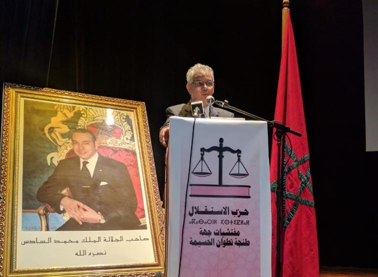 الأخ نزار بركة: عبد الخالق الطريس زعيم وحدوي حفظ الهوية الوطنية والإنسية المغربية