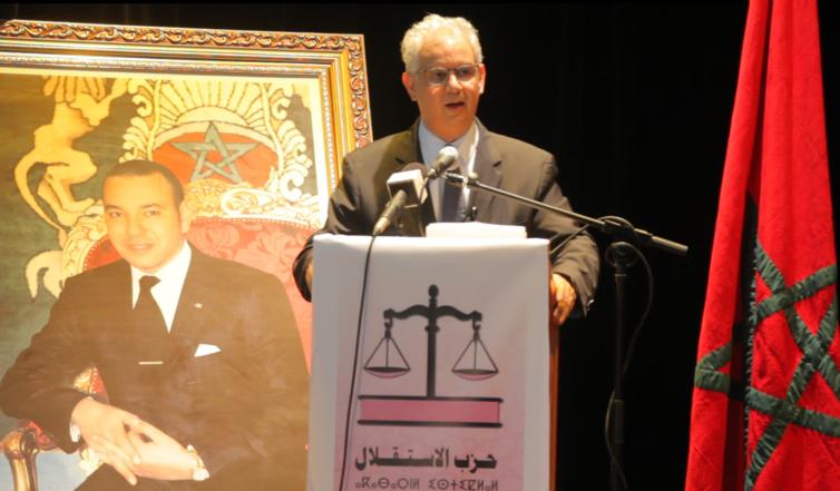 الأخ نزار بركة: عبد الخالق الطريس.. إيمان راسخ بتوحيد جناحي الحركة الوطنية الاستقلالية في الشمال والجنوب