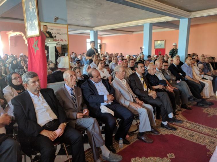 الأخ نزار بركة : اعتزاز حزب الاستقلال بالنفس الإصلاحي الجديد الذي أعلن عنه جلالة الملك في خطاب العرش