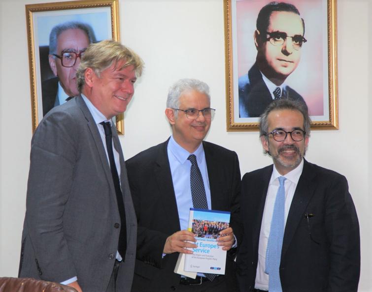 """أكبر قوة سياسية أوروبية """"الحزب الشعبي الأوروبي"""" يستعد لإعلان شراكته الإستراتيجية مع حزب الإستقلال المغربي"""