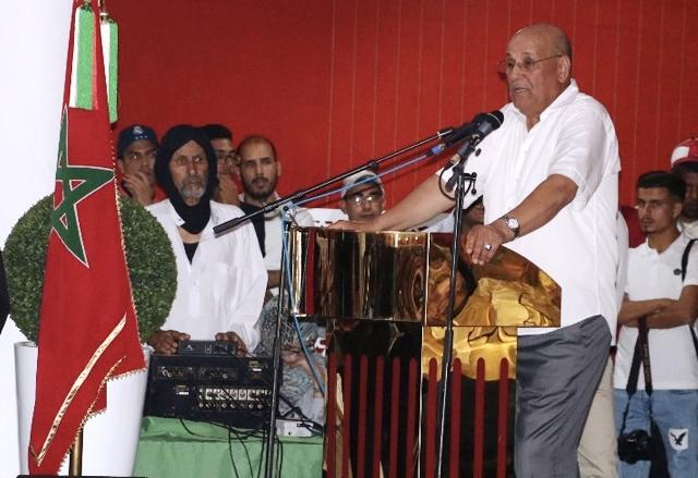 الأخ مولاي حمدي ولد الرشيد:  شركة  فوسبوكراع  مطالبة بخلق مناصب شغل لأبناء المنطقة والمساهمة في محاربة البطالة