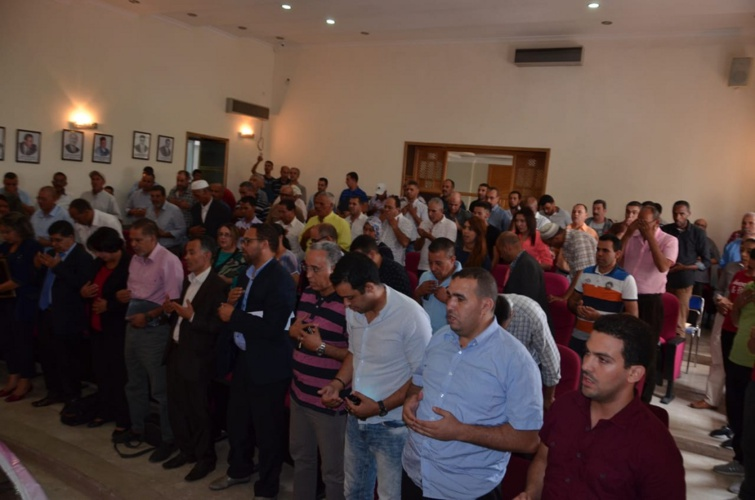 الأخ عبد الواحد الأنصاري يترأس أشغال المجلس الإقليمي لحزب الاستقلال بمكناس