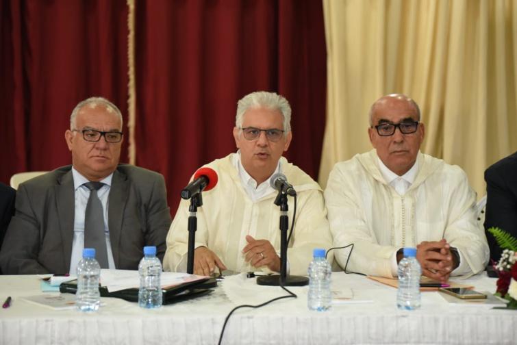 الأخ نزار بركة: الدخول البرلماني الجديد يأتي في ظل احتقان اقتصادي واجتماعي وسياسي