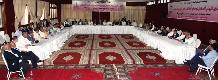 الأخ عبد السلام اللبار: الفريق الاستقلالي على أثم الاستعداد لإغناء الدورة التشريعية الثالثة والدفاع عن القضايا الحيوية للوطن والمواطنين