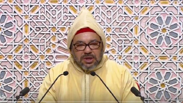 نص الخطاب السامي الذي ألقاه جلالة الملك أمام أعضاء مجلسي البرلمان