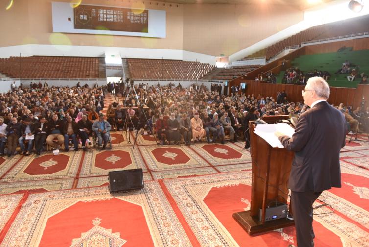 الأخ نزار بركة : المجلس الوطني لحزب الاستقلال فرصة للحوار الديمقراطي المسؤول