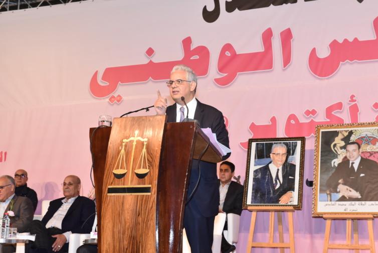 النص الكامل للعرض السياسي للأخ نزار بركة الأمين العام لحزب الاستقلال بأشغال دورة أكتوبر للمجلس الوطني