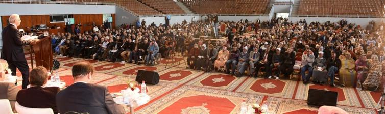 الأخ نزار بركة : مساهمة الحزب  في الورش الاستراتيجي للنموذج التنموي الجديد من صُلب القرار الاستقلالي الذي يمثلُه المجلس الوطني بعد المؤتمر العام