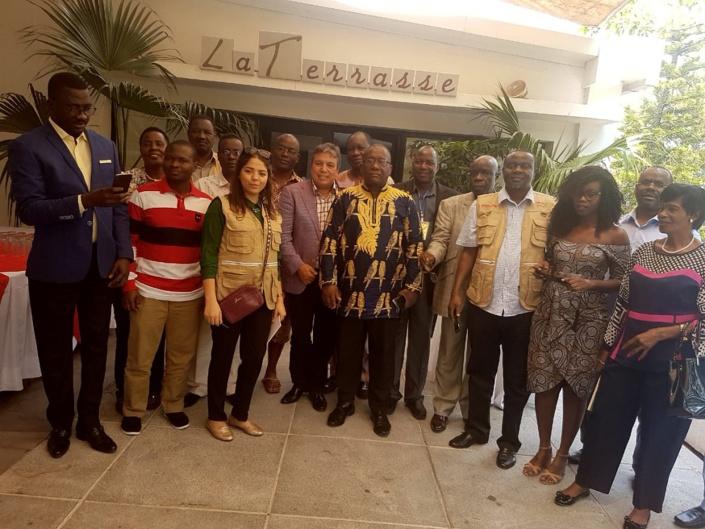 برلمان عموم افريقيا ينتدب الأخ عبد اللطيف ضمن بعثة الاتحاد الافريقي لتتبع  و مراقبة الانتخابات بجهورية مدغشقر