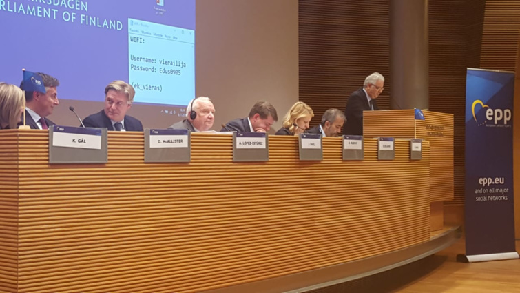 هلسنكي.. حزب الاستقلال شريك استراتيجي بالإجماع للحزب الشعبي الأوروبي