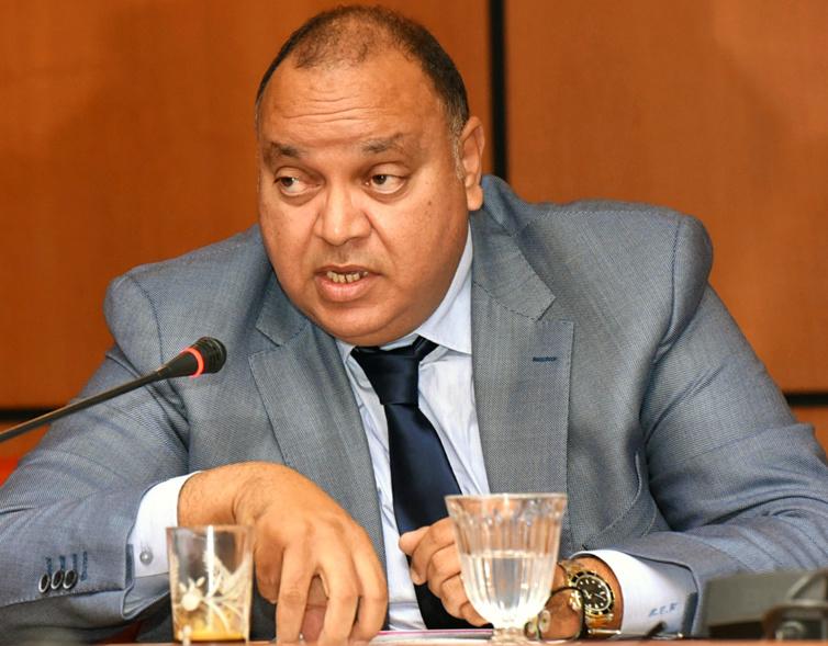 الاخ محمد الحافظ : التفاوتات المجالية لازالت تكرس مقولة المغرب الغير النافع
