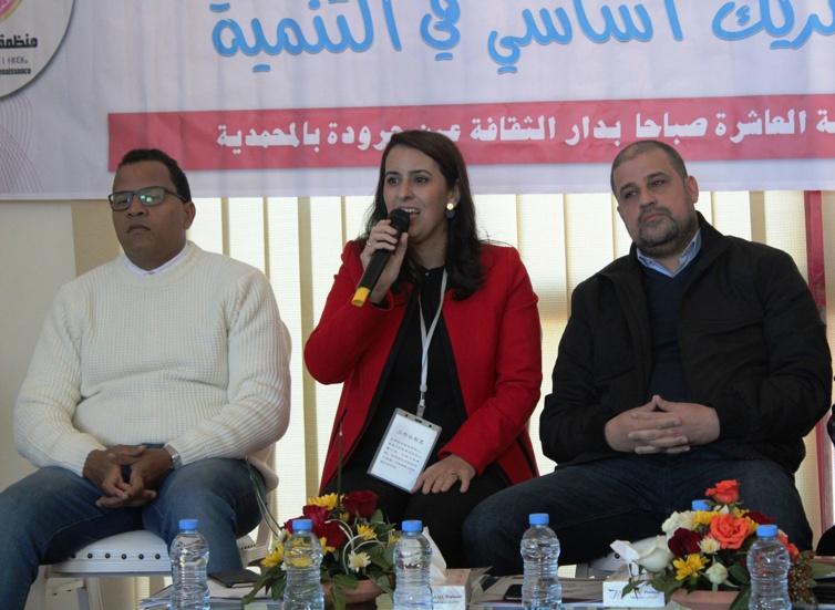 في البيان الختامي للدورة الثانية للمجلس الوطني لمنظمة فتيات الانبعاث