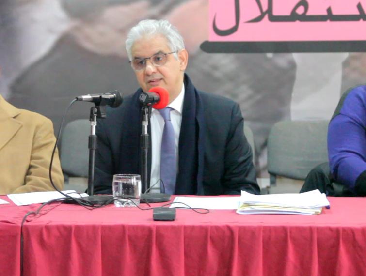 الأخ نزار بركة: اللجنة المركزية آلية لإغناء قوة الاقتراح وإنضاج المواقف والاختيارات