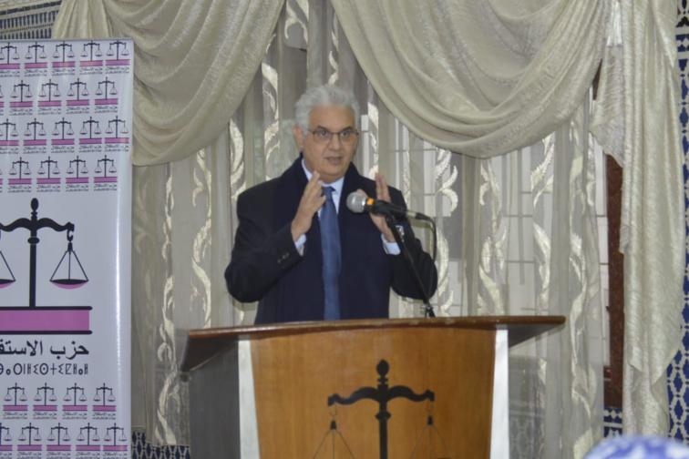 الأخ نزار بركة: ربح رهان التنظيم في مقدمة الأولويات لكسب الاستحقاقات واسترجاع حاضرة فاس