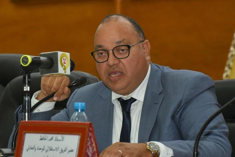 """في اللقاء الدراسي للفريق الاستقلالي بالبرلمان حول موضوع """"أراضي الجموع في خدمة التنمية الفلاحية"""""""