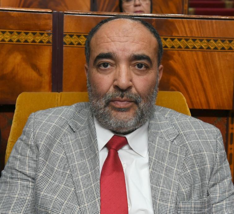 الأخ صالح أوغبال : الدعوة الى إعادة النظر في طرق توزيع الضريبة على القيمة المضاف لفائدة الجماعات الترابية