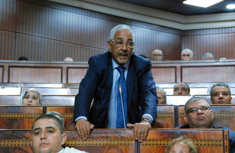 الأخ عبدالعزيز أبا : الرفع من مخصصات الضريبة على القيمة المضافة لتوسيع قاعدة الاستفادة