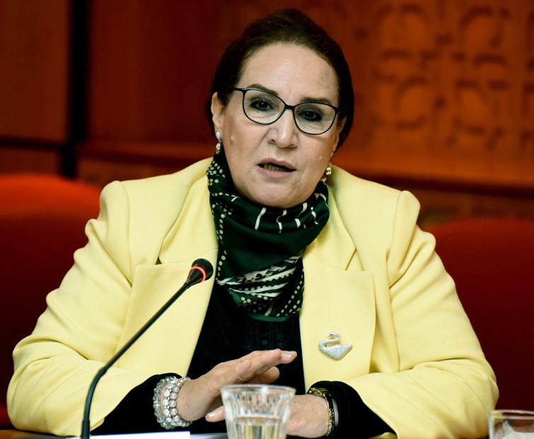 الأخت سعيدة آيت بوعلي : الدعوة الى طمأنة المغاربة حول جودة خدمات مستشفيات الولادة بعد الوفاة المؤلمة لرضيعة الليمون بالرباط