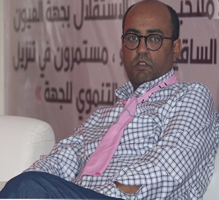 الأخ سيدي حمدي ولد الرشيد: جميع مختلف مشاريع  مجلس الجهة مع الجماعات تجسد موقعها كوجهة للاستثمار الوطني والدولي