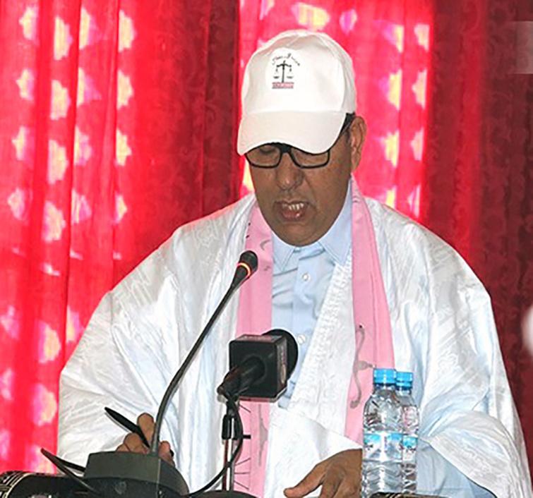 الأخ محمد سالم بن مسعود: تعبئة المنتخبين الجماعيين للإضطلاع بالمهام الموكلة اليهم في التنمية وتدبير الشأن المحلي