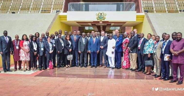 غانا.. إنتخاب حزب الاستقلال في شخص الأخ رحال المكاوي نائبا لرئيس الاتحاد الديمقراطي الإفريقي
