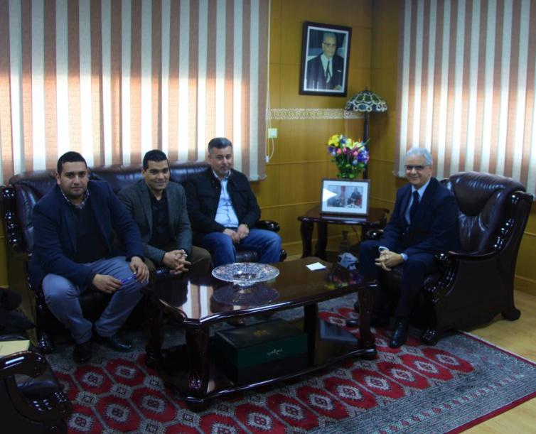 الأخ نزار بركة الأمين العام لحزب الاستقلال في حوار خاص مع جريدة المساء
