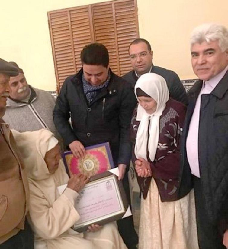 الأخ عمر حجيرة يترأس أشغال المجلس الإقليمي لحزب الاستقلال بفجيج  بوعرفة