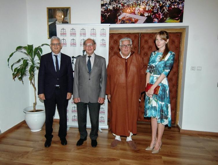 الأخ نزار بركة يستقبل السفير المفوض فوق العادة لفيدرالية روسيا الاتحادية بالمغرب