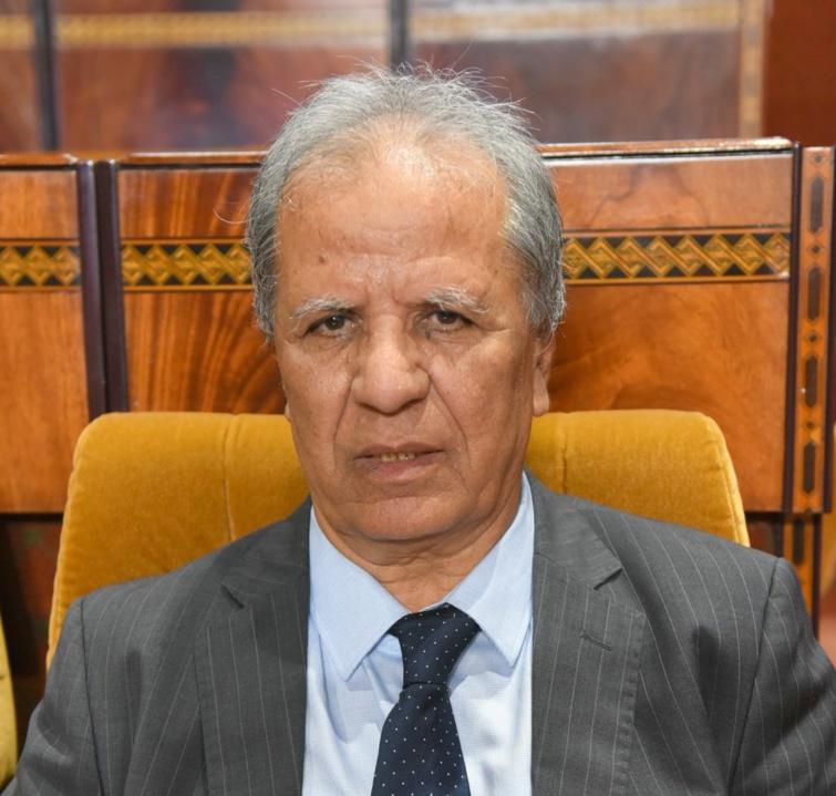 الأخ محمد بودس : التنبيه الى الوضعية الصعبة التي يعيشها قطاع النسيج