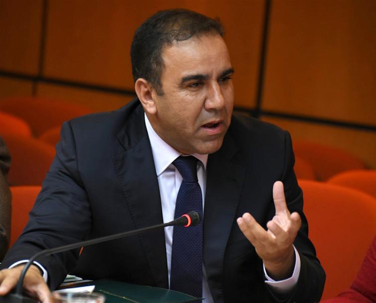 الأخ عبدالعزيز لشهب : التنبيه إلى معاناة الساكنة القروية مع أزمة العطش