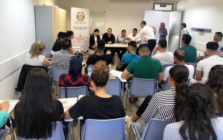 استعدادا لإنجاح محطة المؤتمر العام 13 لمنظمة الشبيبة الاستقلالية