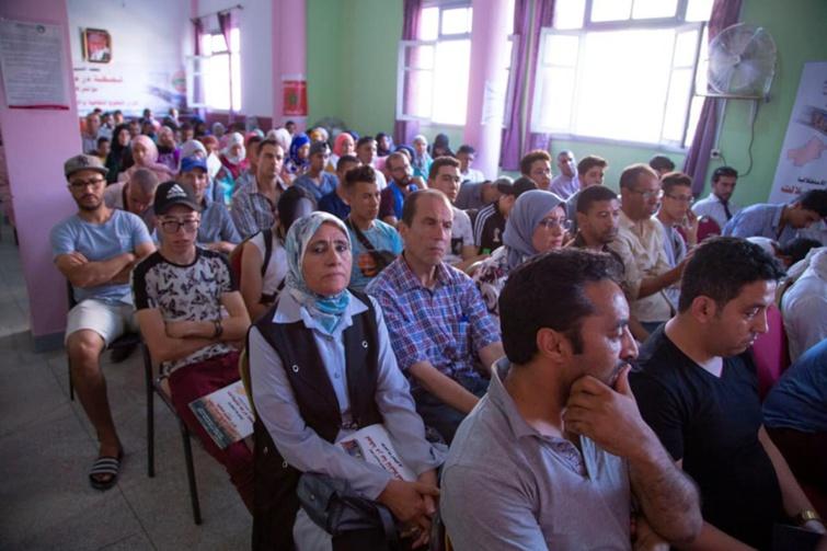في المؤتمر الجهوي للشبيبة الاستقلالية بجهة درعة تافيلالت