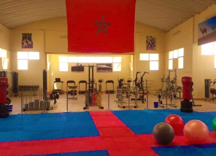 افتتاح أول مدرسة للشرطة بمينة العيون لتكوين حراس الأمن المتدربين من مختلف جهات المملكة
