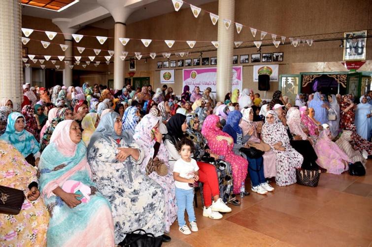 نجاح كبير للمؤتمر الجهوي لمنطمة الشبيبة الاستقلالية بالجهات الجنوبية الثلاث بمدينة العيون