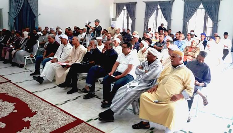 الأخ عمر حجيرة يترأس أشغال المجلس الإقليمي لحزب الاستقلال بفجيج /بوعرفة