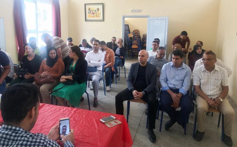العصبة المغربية للدفاع عن حقوق الإنسان تعقد مؤتمرها الجهوي بأكادير